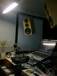 DJ home studio nov. '09 by trykkermike, via Flickr