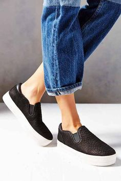 Tendance hiver 2016 : les chaussures slip on