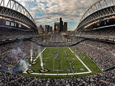 These cities have some of the most fervent, devoted football fans you'll find in the country.