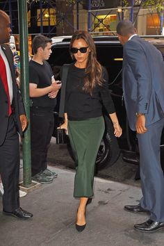 From the LBDs and flatforms of her early days to the pencil skirts and Peter Pan collars she's been loving lately.
