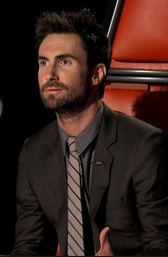 You can never have too many pictures of Adam Levine.