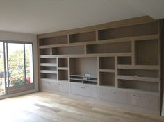 Made-to-measure library manufacturer in Paris for more than 15 years Fabricant de bibliotheque sur mesure à Paris depuis plus de 15 ans Made-to-measure library manufacturer in Paris for more than 15 years House Design, Home Living Room, Home, Library Wall, Library Bedroom, Living Room Wall Units, Tv Unit Design, Built In Bookcase, Home Library