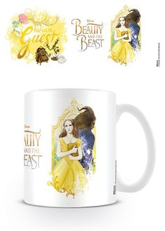 Disney Beauty and The Beast Movie Be Our Guest - Mok Beauty And The Beast Movie, Dan Stevens, Disney Merchandise, Disney Films, The Witcher, Emma Watson, Dragon Ball, Mugs, Sewing Crafts