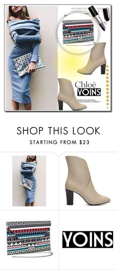 """Yoins"" by ajsajunuzovic ❤ liked on Polyvore featuring Chloé"
