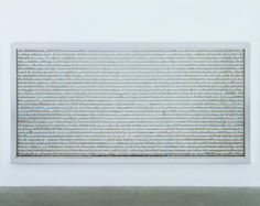 Damien Hurst 'The Abyss' (2008). Another that I saw when I was at the Tate Modern. So intriguing.