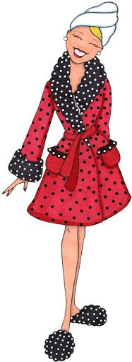 Lady Bugs spa day #clipart Female Images, Lady Images, Black Spot, Spa Day, Little Red, Pretty Woman, Style Me, Girly, Womens Fashion