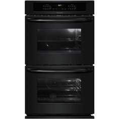Frigidaire FFET2725LB 27 Double Electric Wall Oven - Black * For more information, visit image link.