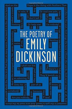 The Poetry of Emily Dickinson (Word Cloud Classics) by Em...