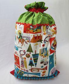 Large Jumbo Christmas Present Sack - Nativity - Newborn King £55.00