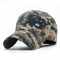 PopNobility ACU Digital Men Baseball Caps Army Tactical Camouflage Hats Outdoor Jungle Hunting Snapback Hat For Women Bone Dad Hat - Brand Name: zealfly Fishing Outfits, Fishing Shirts, Fishing Meme, Fishing Apparel, Fishing Quotes, Snapback Hats, Beanie Hats, Baseball Savings, Unisex