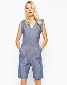 2nd Day Jumpsuit In Chambray