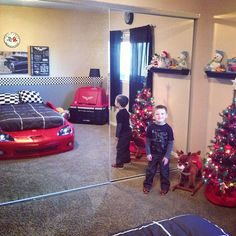 Awesome Corvette Bedroom
