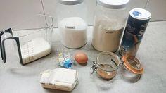 Zweedse kaneelbroodjes ingredienten