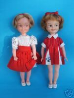 Tuppence and Penny dolls I loved my tuppence doll. , even thou her eyes didn't move, mum. Lol