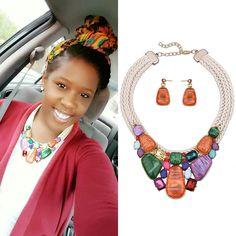 On this rainy day we are still feeling FAB!! . . Our Iridescent Woven Gem offers maximum versatility!! . . http://ift.tt/1jxgIoN . . #justwaitonit #natural #peace #subiraboutique #ncat #uncg #gtcc #girlpower #classymeetsfabulous #greensboro #charlotte #highpoint #accessories #boss #neckcandy #subiraboutique #fashion #queen #girlboss #bossbabe #bedifferent #beyou #beunique #natural #girlgang #bossbabe #fashion #nubian #natural #peace #subiraboutique #ncat #uncg #gtcc #girlpower…
