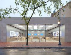 Apple Store, New Haven, CT