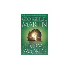 Storm of Swards A Song of Ice and Fire Book 3 started reading this today I can't wait to see what's happening next High Fantasy, Fantasy Series, Fantasy Books, Best Books To Read, Good Books, A Storm Of Swords, A Clash Of Kings, Game Of Thrones Books, George Rr Martin