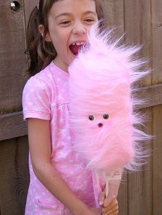 One Cotton Candy...