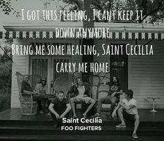 Foo Fighters Saint Cecilia. Epic EP 2015 rocks!