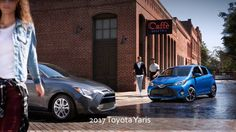 2017 Toyota Yaris from Ernie Palmer Toyota Serving Jacksonville and St. Augustine FL!