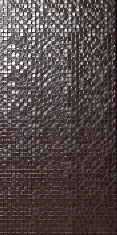 Shiny Textured Tiles to add glamour to your space. From Nexon's Metallica collection. Bronze