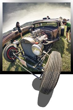 Rat Rod'n it