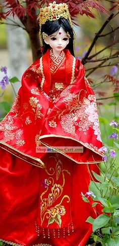 1000 images about old chinese style doll on pinterest for Wedding dress rental baton rouge