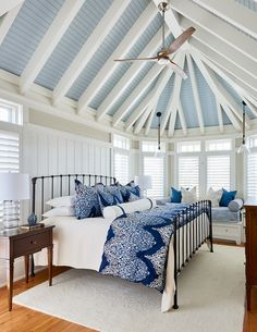 southern studio interior design - Beautiful Bedroom