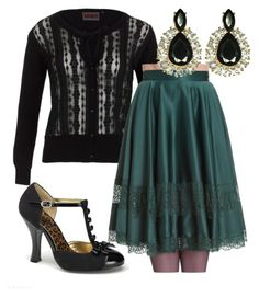 be2cf19ab Create a look of timeless elegance with the Diana Skirt. A beautiful  vintage inspired circle