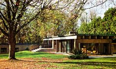 Bright Spark: Bright House by Jorn Utzon-  Completed in 1962, Bright House was designed by Danish architect Jorn Utzon. Utzon is best know for designing the Sydney opera house. Bright House is situated in Harpenden in Hertfordshire and is grade 2 listed.