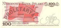 Wertseite: Geldschein-Europa-Mitteleuropa-Polen-Złoty-100.00-1988