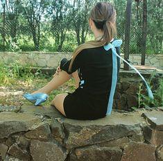"My ""princess"" blue outfit #handmade ...link in my Bio.. xoxo 😘 😘 queen 👑 N. #cinderella #frozen #disney #onceuponatime #queen #disneylandparis #tutorial #pretty #trendy #cool"