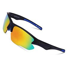 Sport  Sunglasses From Amazon ** To view further for this item, visit the image link.Note:It is affiliate link to Amazon.