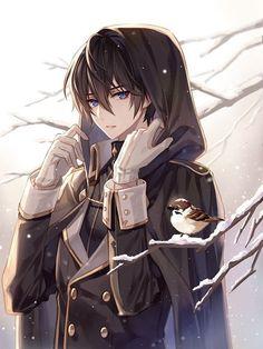 """#wattpad #de-todo Mi nombre es,o mejor dicho,era Elena García.Antes de morir acompañé a mi mejor amiga a elegir su vestido de novia,antes de irme tomo mis manos y dijo: """"Espero que así como yo, encuentres el camino hacia tu propia felicidad""""  No comprendí lo que quería decir, me fui caminando enfrascada en mis pensa... Dark Anime Guys, Cool Anime Guys, Hot Anime Boy, Handsome Anime Guys, Anime Boys, Anime Neko, Chica Anime Manga, Kawaii Anime, Anime Angel"""