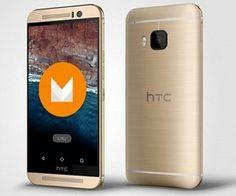 ilk Android M güncellemesi HTC One M9 'a gelecek.