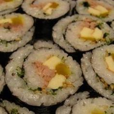 Korean Sushi food-and-drink