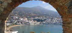 Exceptional #sea_view from Skrekos Villa.