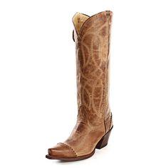 Tony Lama Vaquero Latigo Tucson Cowgirl Boots