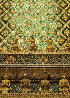 Grand Palace. Bangkok, Thailand - Fantastic stopover when travelling to Koh Samui