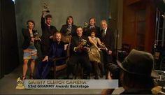 Arcade Fire wins Grammy :)