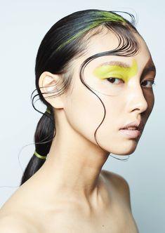 Makeup Inspo, Makeup Art, Makeup Inspiration, Beauty Makeup, Hair Makeup, Hair Beauty, Pelo Editorial, Beauty Editorial, Look 80s