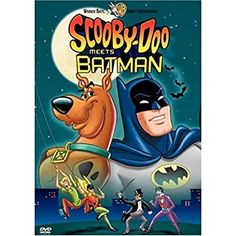 scooby doo meets batman import anglais - Scooby Doo Gratuit