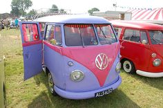 Wanna go on a road trip in one of these <3