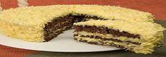 Aprenda a fazer Bolo De Chocolate Com Coco! Acompanhe o passo-a-passo com fotos explicativas e aproveite para ver as outras receitas fáceis e rápidas...
