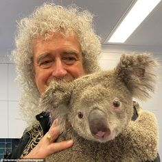 Queen guitarist Brian May will be joined by other stars including Adam Lambert at the Fire Fight Australia bushfire relief concert in Sydney on Sunday. Queen Photos, Queen Pictures, John Deacon, Adam Lambert, Avicii, Freddie Mercuri, Queen Guitarist, Queen Brian May, Roger Taylor Queen