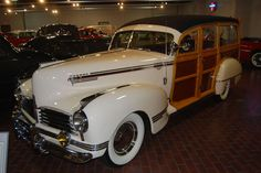 1942 Hudson Woody Wagon