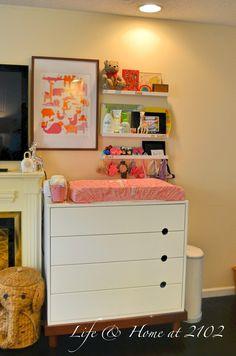 Master Bedroom Nursery life & home at 2102: master bedroom with nursery reveal