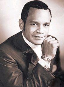 Ismael Rivera, salero de corazón, from Puerto Rico.
