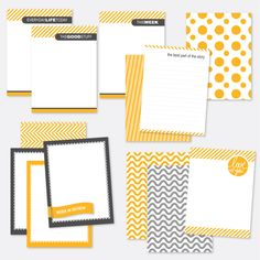 A Little Grace and Mercy: Project Life   March Freebies Kit