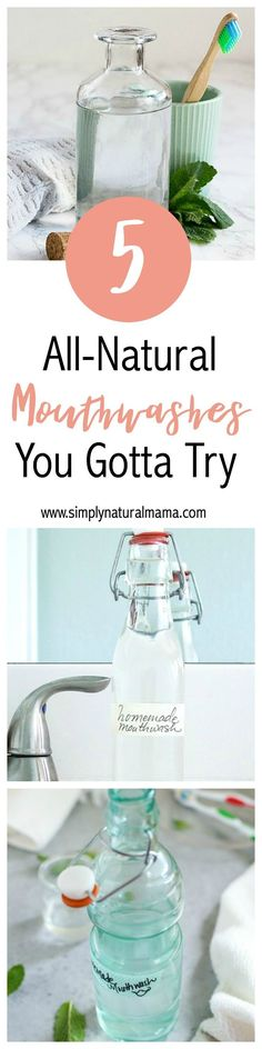 This was a really great article with lots of different mouthwash recipes.  I am so excited to try them all! Why should I go to the store and buy some when I can just make my own and save a bunch of money.  This is awesome!  via /simplynaturalma/